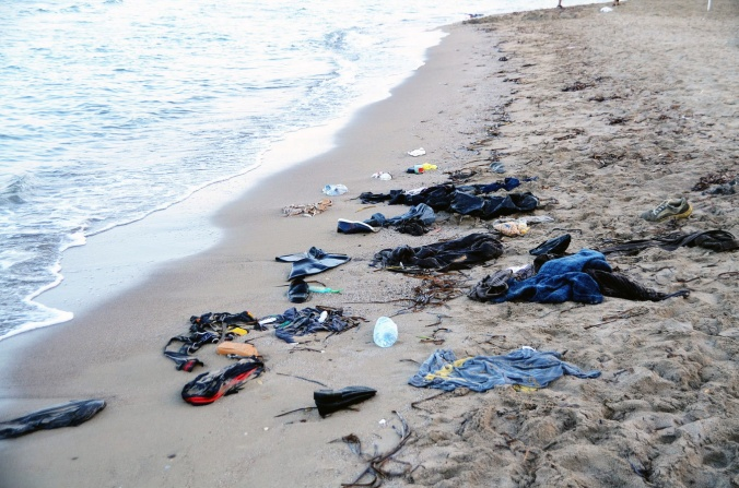 Syrian Refugees Drowned